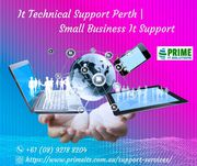 It Technical Support Perth | Small Business It Support