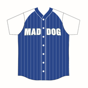 Custom Baseball Uniforms Perth and Personalised Baseball Jersey Perth
