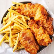Fish and Chips with Beer or Wine in the CBD Perth.