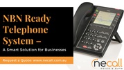 NBN Ready Telephone System by NECALL