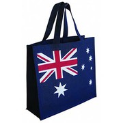 Custom Printed Jute Shopping Bags in Perth,  Australia