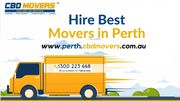 Hire the Best Movers in Perth