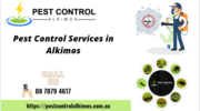 Best Pest Control Services in Alkimos,  WA