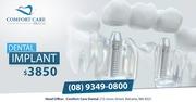 Dental Implants Balcatta Perth - Comfort Care Dental