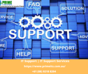 IT Support Services Perth