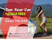Tow your Car Hassle Free (04 0271 0090)