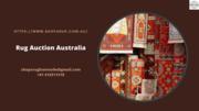 Rug Auction Australia
