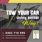 Tow Truck Services - Tow Your Car using Better Way