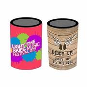 Custom Printed Stubby Holders Perth,  Australia - Mad Dog Promotions